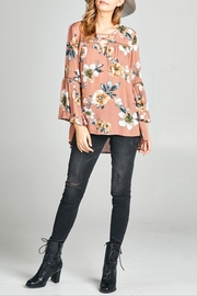 Oddi Boho Floral Top - Other