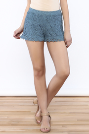 Oddi Crochet Shorts - Product Mini Image