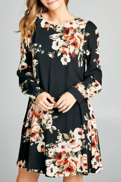 Shoptiques Product: Amelia Print Dress