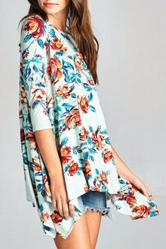 Shoptiques Product: Floral Swing Tunic