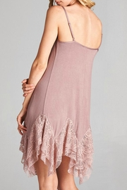 Oddi Lace Cami Extender - Front full body