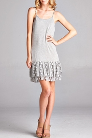 Oddi Lace Dress Extender - Front cropped