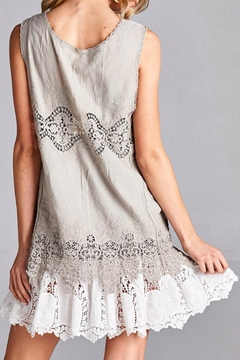 Oddi Romantic Tunic Tank Top - Alternate List Image