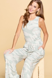 Oddy Camo Jumpsuit - Product Mini Image