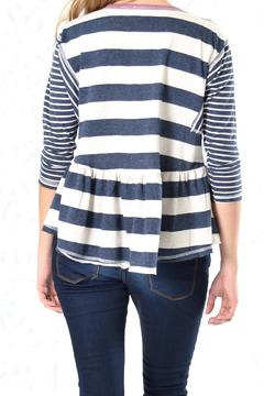 Shoptiques Product: Fun With Stripes Top