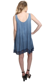 Oddy Peek-a-boo Dress - Front full body