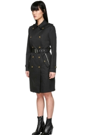 Mackage Odel Trench Coat - Back cropped