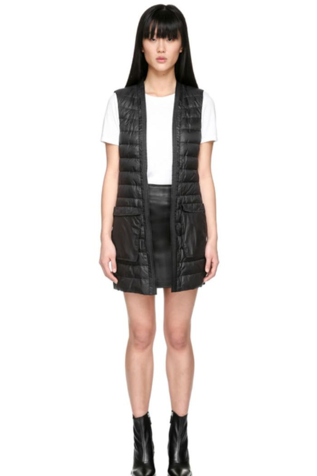 Mackage Odel Trench Coat - Side Cropped Image