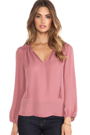 Joie Odelette Blouse - Front cropped