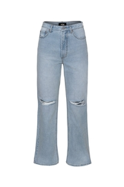 AFRM Oden High Rise Wide Leg - Side cropped