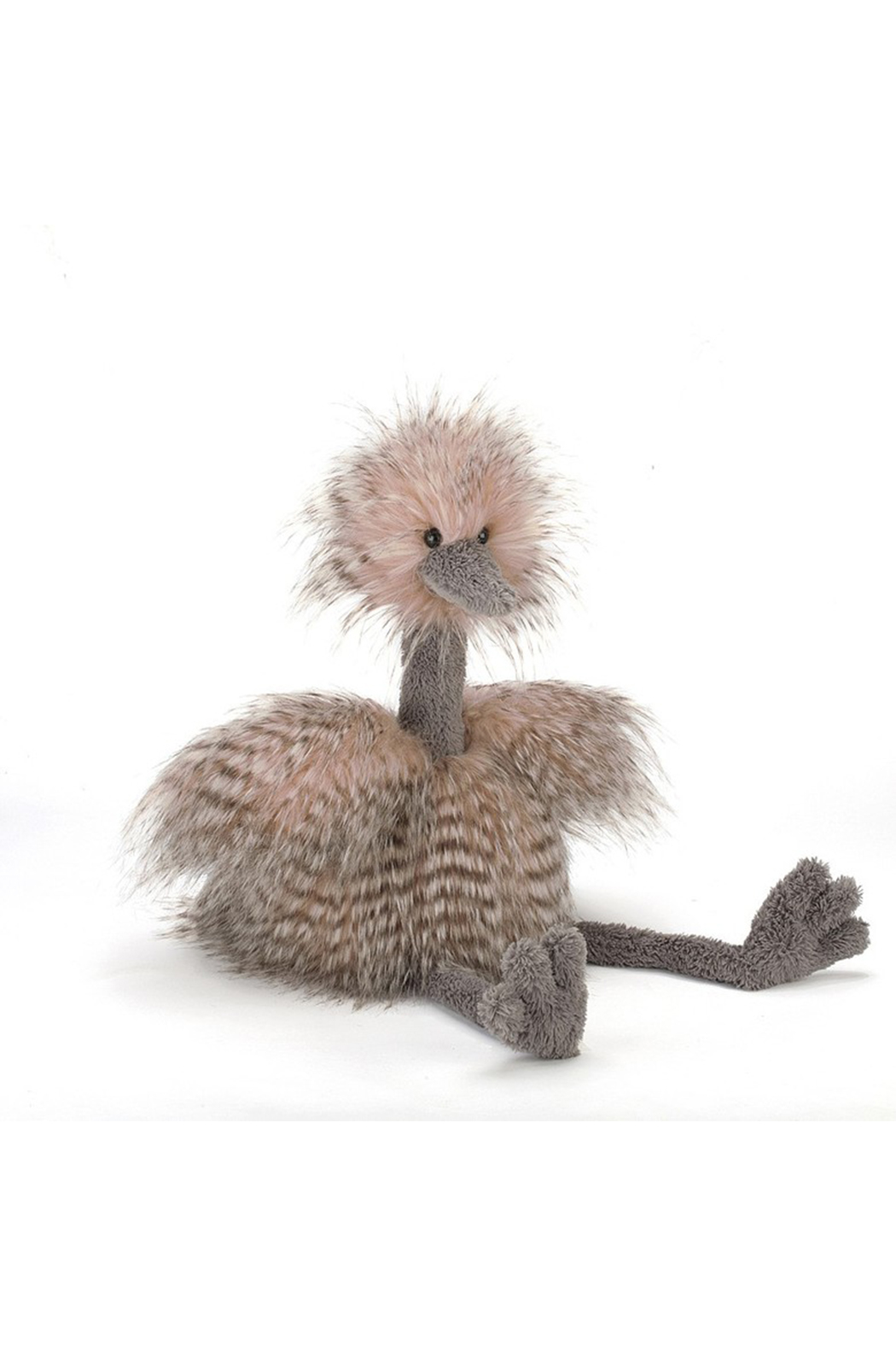 Jellycat  Odette Ostrich - Front Cropped Image