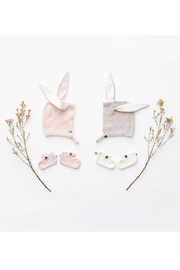 Oeuf Bunny Hat - Front cropped
