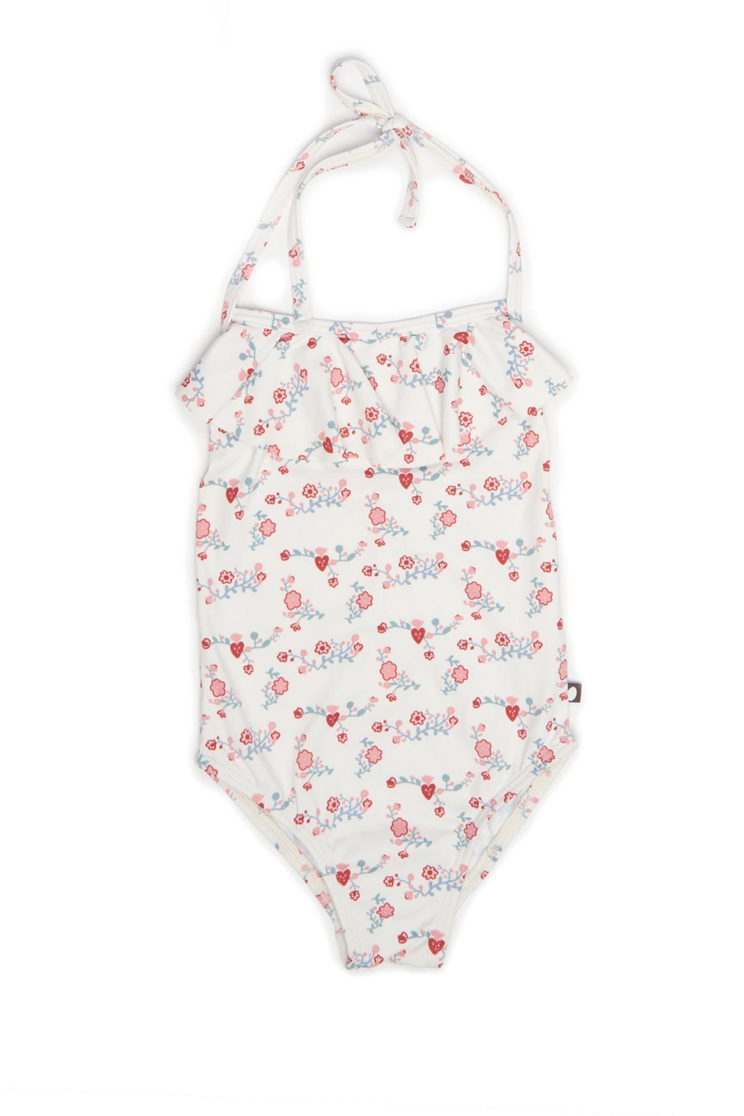 119285f54a Oeuf Halter Flower Swimsuit from Englewood by Milk and Honey Babies ...