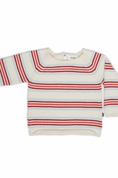 Shoptiques Product: Multi Striped Sweater