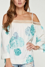 Lovestitch Off Shoulder Blouse - Product Mini Image