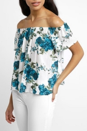 Mary & Mabel Off Shoulder Blouse - Product Mini Image