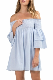 Elan Off Shoulder Dress - Product Mini Image