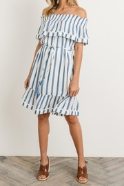 Gilli Off Shoulder Dress - Product Mini Image