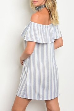 Must Have Striped Tunic Dress - Alternate List Image