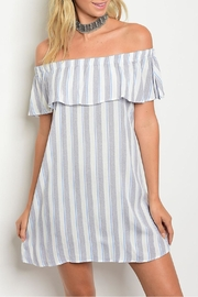 Must Have Striped Tunic Dress - Product Mini Image