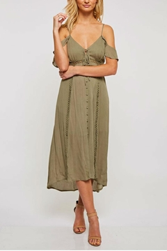 the clothing company Off Shoulder Dress - Product List Image