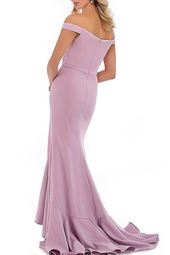 Morrell Maxie Off Shoulder Gown - Alternate List Image