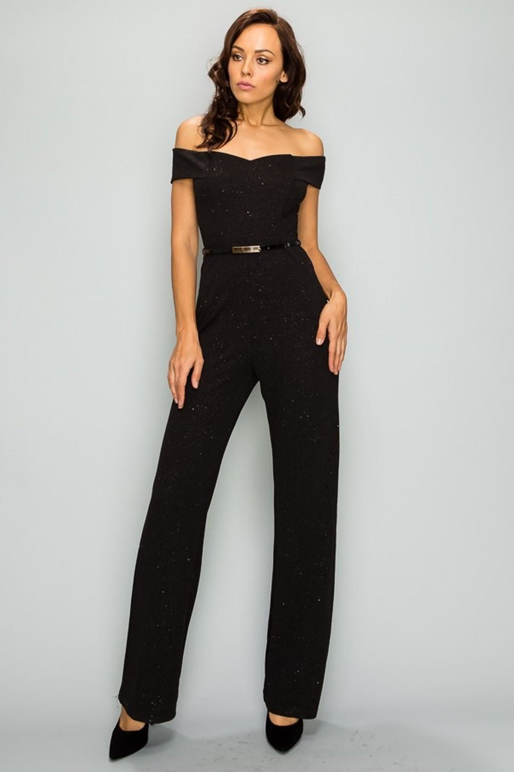 c15d2ff24 Unknown Factory Off Shoulder Jumpsuit from Raleigh by Athleisure ...