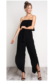 Polly & Esther Off Shoulder Jumpsuit - Product Mini Image