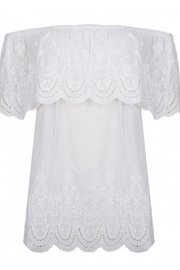 EsQualo Off Shoulder Laced - Product Mini Image