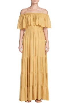 Unknown Factory Off Shoulder Maxi - Product List Image