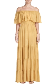 Unknown Factory Off Shoulder Maxi - Product Mini Image