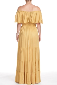Unknown Factory Off Shoulder Maxi - Alternate List Image