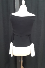 Do & Be Off Shoulder Sweater - Front full body