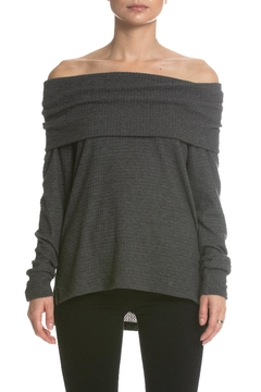 Elan Off Shoulder Thermal - Alternate List Image