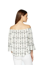 BB Dakota Off Shoulder Top - Front full body