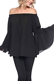 Last Tango Off Shoulder Top - Product Mini Image