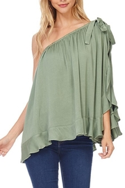 Anama Off  Shoulder Top - Product Mini Image
