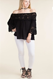 Chloah Off Shoulder Top - Product Mini Image