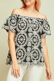Entro Off Shoulder Top - Product Mini Image