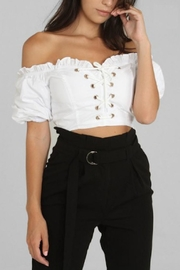 TIMELESS Off Shoulder Top - Product Mini Image