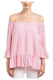 Beach Lunch Lounge Off Shoulder Top - Product Mini Image