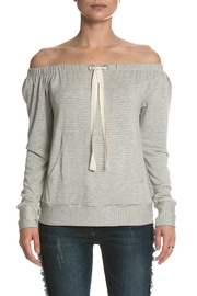 Elan Off Shoulder Top - Product Mini Image