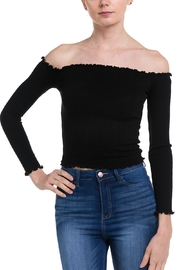 Better Be Off Shoulder Top - Product Mini Image