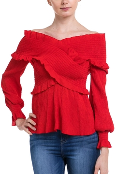 Alythea Off Shoulder Top - Product List Image