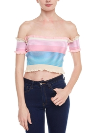 Alythea Off Shoulder Top - Product Mini Image