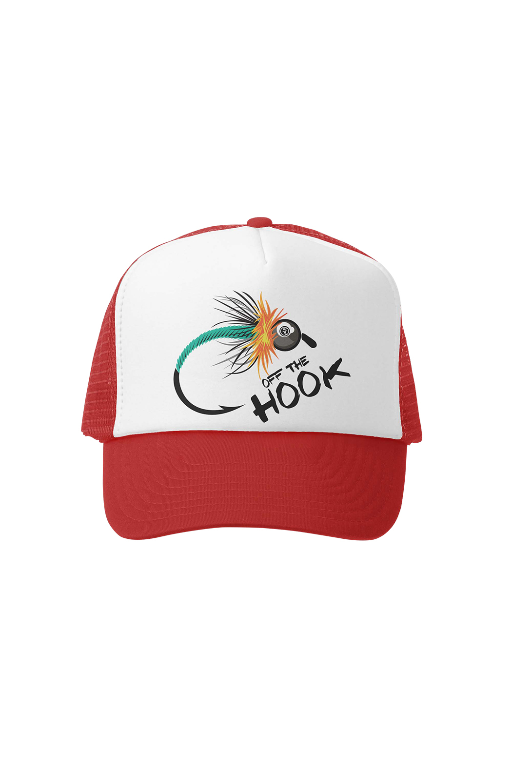 Grom Squad Off the Hook Trucker Hat - Main Image