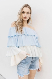 On Twelfth Off The Shoulder - Front cropped