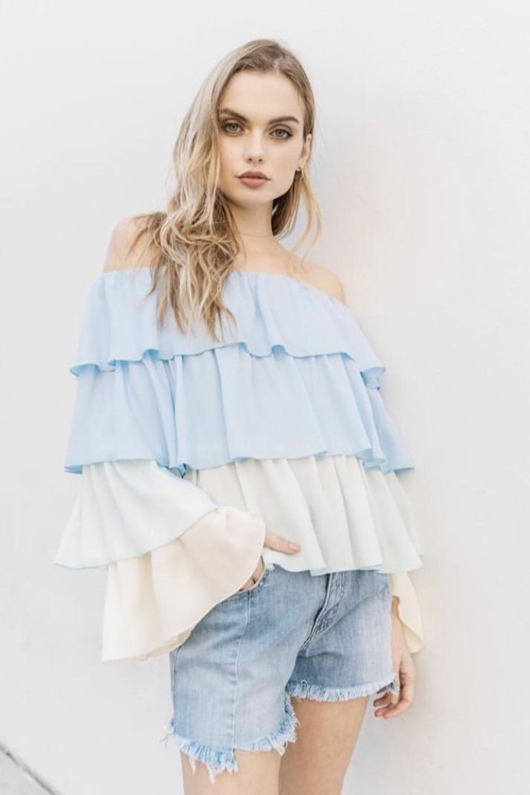 On Twelfth Off The Shoulder - Main Image