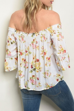 58a337d3b8a Shoptiques Product: Off The Shoulder Shoptiques Product: Off The Shoulder