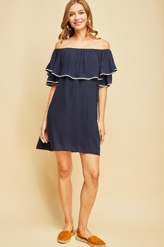 ff98a35bff9 ... Entro Off-The-Shoulder Dress - Product List Placeholder Image